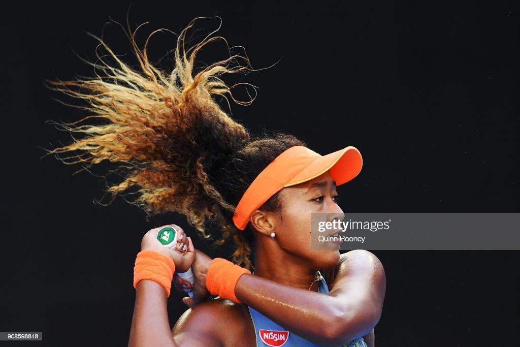 2018 Australian Open - Day 8