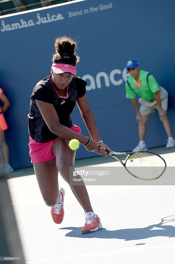 Bank of the West Classic - Day 3 : News Photo