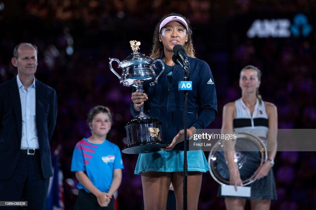 2019 Australian Open - Day 13 : ニュース写真