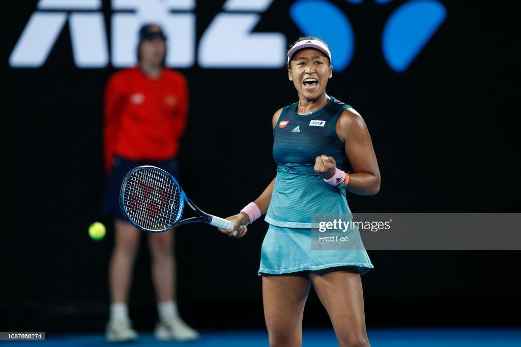 2019 Australian Open - Day 11 : ニュース写真