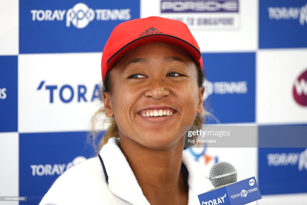 Toray Pan Pacific Open - Day 1 : News Photo