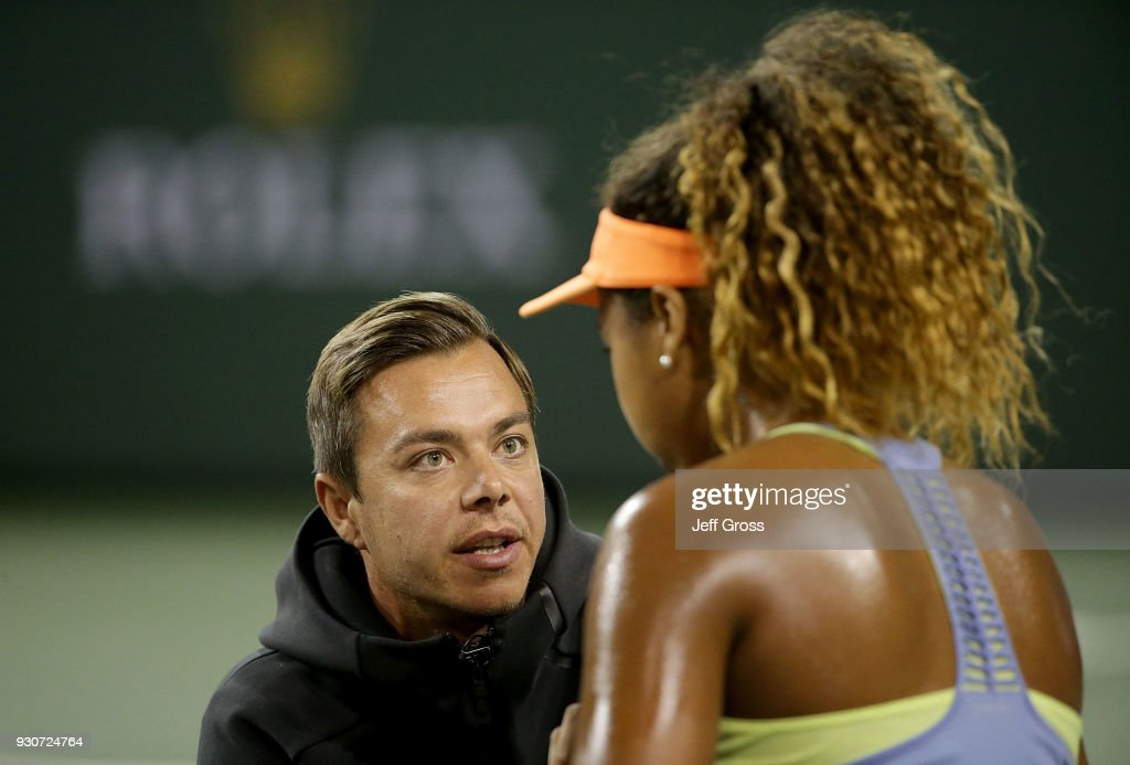 BNP Paribas Open - Day 7 : ニュース写真