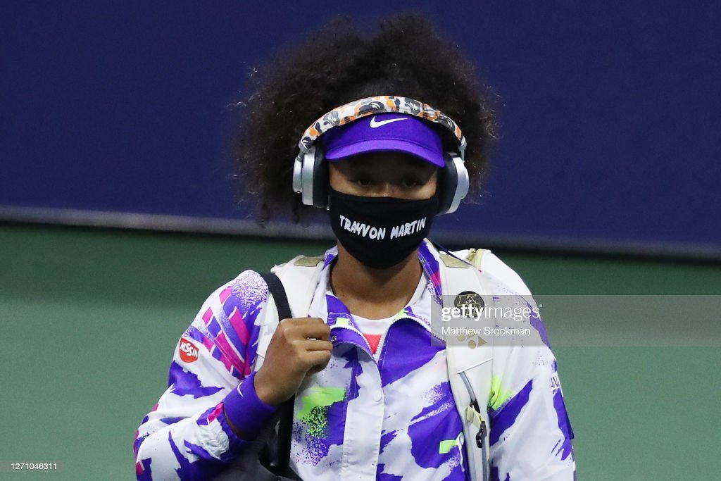 2020 US Open - Day 7 : News Photo