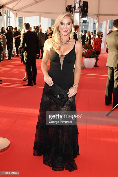 Naomi Priestley attends the 2016 Canada's Walk Of Fame Awards at Allstream Centre on October 6 2016 in Toronto Canada