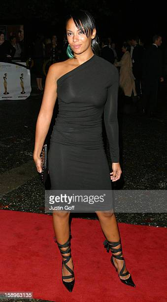 Naomi Russell Attends The 'Pantene ProV' Awards At London'S Royal Albert Hall