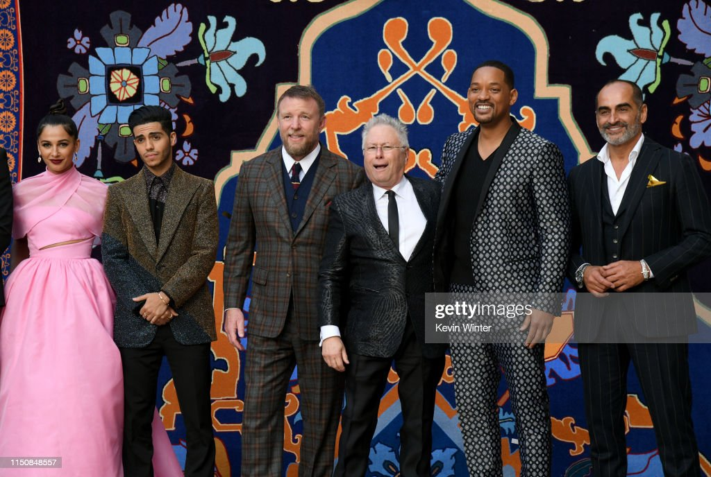 "Premiere Of Disney's ""Aladdin"" - Red Carpet : News Photo"