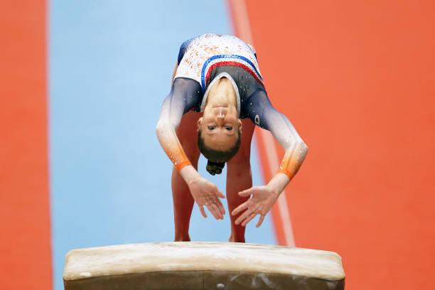 JPN: 50th FIG Artistic Gymnastics Championships - Day 1