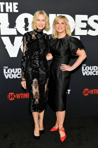 "NY: ""The Loudest Voice"" New York Premiere"