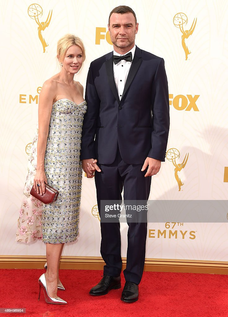 67th Annual Primetime Emmy Awards - Arrivals : Foto jornalística