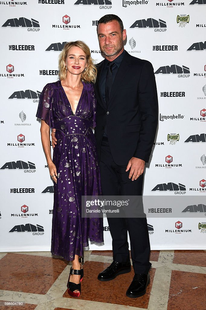 ITA: AMBI Exclusive Dinner in honor of The Bleeder starring Naomi Watts and Liev Schreiber