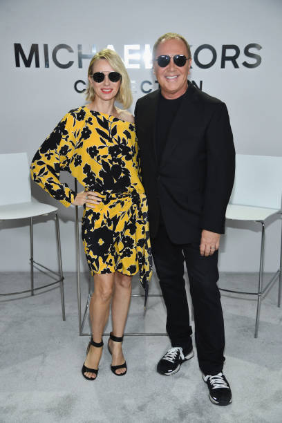 Michael kors collection spring 2018 runway show for Michael m collection