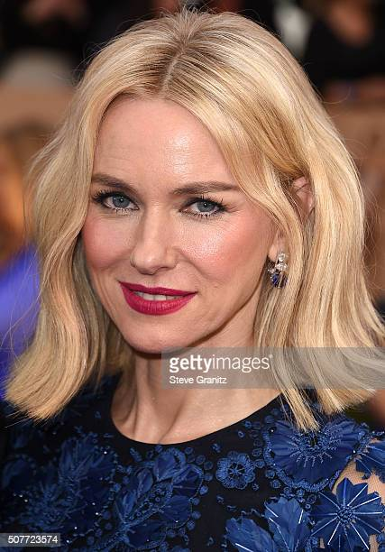 Naomi Watts arrives at the 22nd Annual Screen Actors Guild Awards at The Shrine Auditorium on January 30 2016 in Los Angeles California