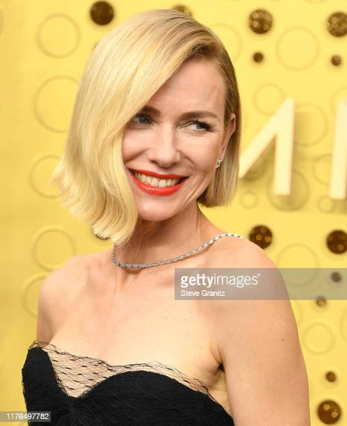 Naomi Watts arrives at the 71st Emmy Awards at Microsoft Theater on September 22 2019 in Los Angeles California
