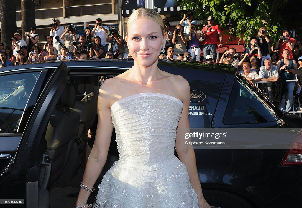 Naomi Watts arrives the 'Fair Game' Premiere at the Palais des Festivals during the 63rd Annual Cannes Film Festival on May 20, 2010 in Cannes, France