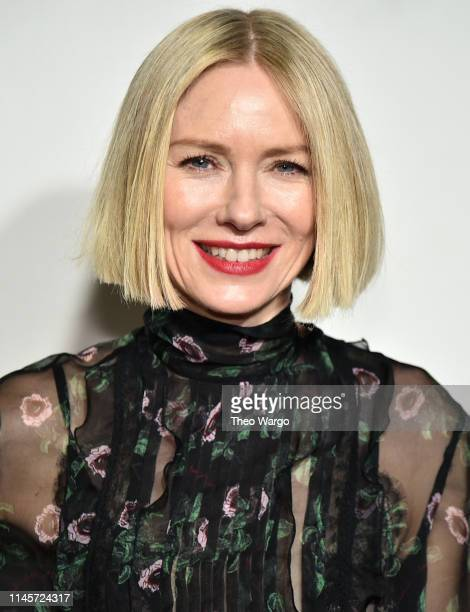 Naomi Watts attends Luce 2019 Tribeca Film Festival at BMCC Tribeca PAC on April 28 2019 in New York City