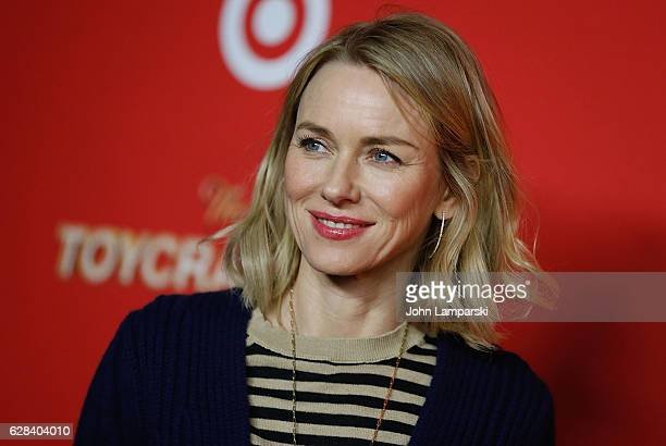 Naomi Watts attends Target's Toycracker Premiere event at Spring Studios on December 7 2016 in New York City