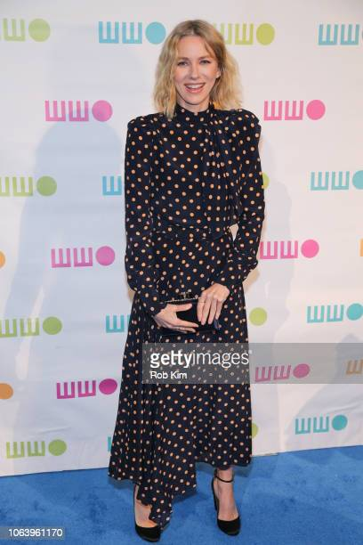 Naomi Watts attends the 14th Annual Worldwide Orphans Gala at Cipriani Wall Street on November 05 2018 in New York City