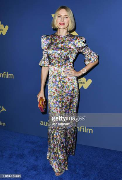Naomi Watts attends the 2019 Australians In Film Awards at InterContinental Los Angeles Century City on October 23 2019 in Los Angeles California