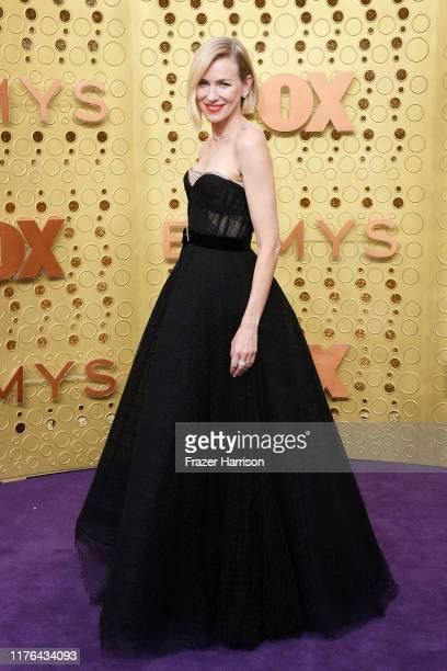 Naomi Watts attends the 71st Emmy Awards at Microsoft Theater on September 22, 2019 in Los Angeles, California.
