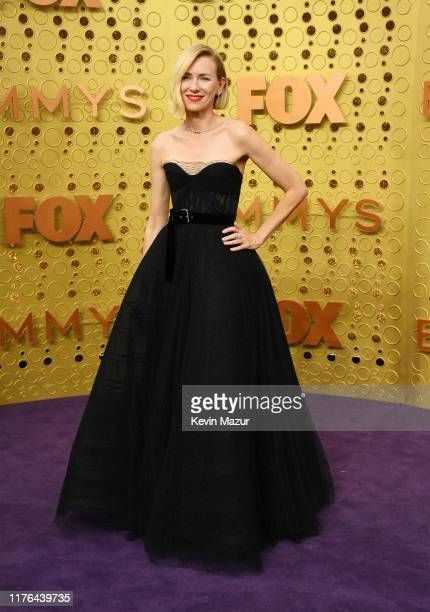 Naomi Watts attends the 71st Emmy Awards at Microsoft Theater on September 22 2019 in Los Angeles California
