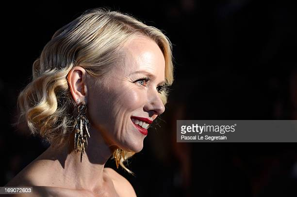 Naomi Watts attends the exclusive 'For The Love Of Cinema' event hosted by Swiss luxury watch manufacturer IWC Schaffhausen at the famous Hotel du...