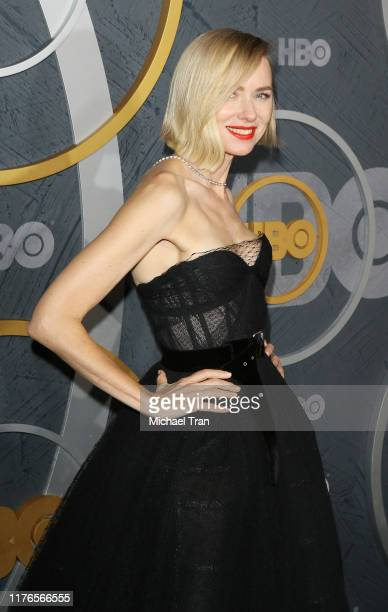 Naomi Watts attends the HBO's Post Emmy Awards reception held at The Pacific Design Center on September 22 2019 in Los Angeles California