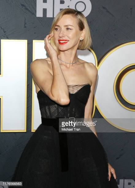 Naomi Watts attends the HBO's Post Emmy Awards reception held at The Pacific Design Center on September 22, 2019 in Los Angeles, California.