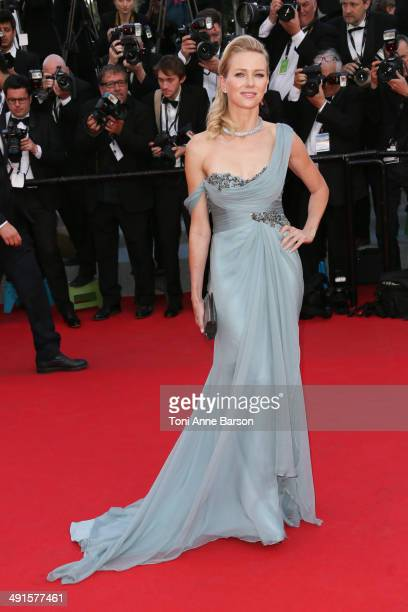 Naomi Watts attends the 'How To Train Your Dragon 2' Premiere at the 67th Annual Cannes Film Festival on May 16 2014 in Cannes France