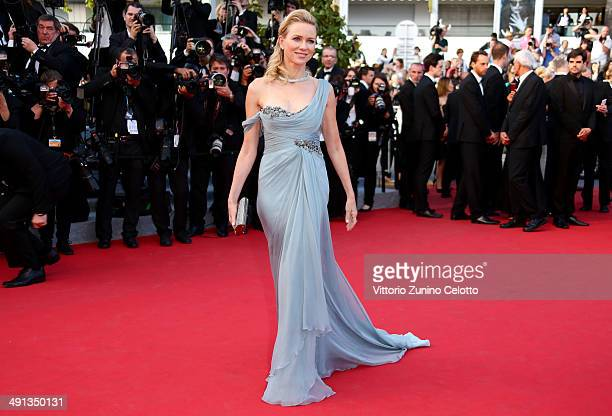 Naomi Watts attends the 'How To Train Your Dragon 2' premiere during the 67th Annual Cannes Film Festival on May 16 2014 in Cannes France