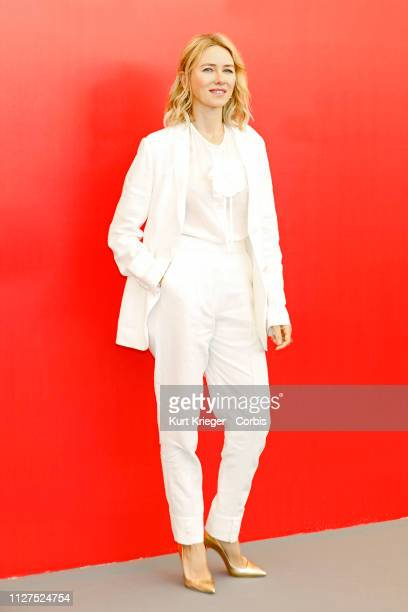 Naomi Watts attends the Jury photocall during the 75th Venice Film Festival on August 29 2018 in Venice Italy