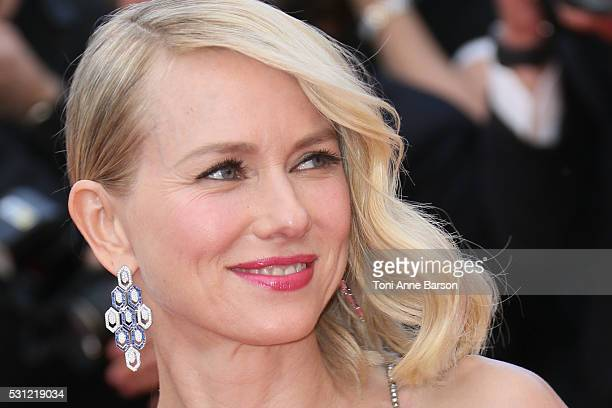 Naomi Watts attends the 'Money Monster' Premiere during the 69th annual Cannes Film Festival on May 12 2016 in Cannes France