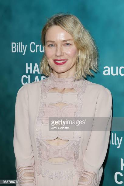 Naomi Watts attends the opening night of 'Harry Clarke' at the Minetta Lane Theatre on March 18 2018 in New York City