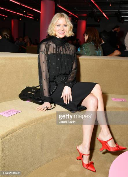 Naomi Watts attends the Prada Resort 2020 fashion show at Prada Headquarters on May 02 2019 in New York City