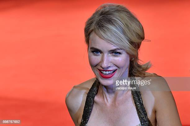 Naomi Watts attends the premiere of 'Bleeder' during the 73rd Venice Film Festival at Sala Giardino on September 2 2016 in Venice Italy