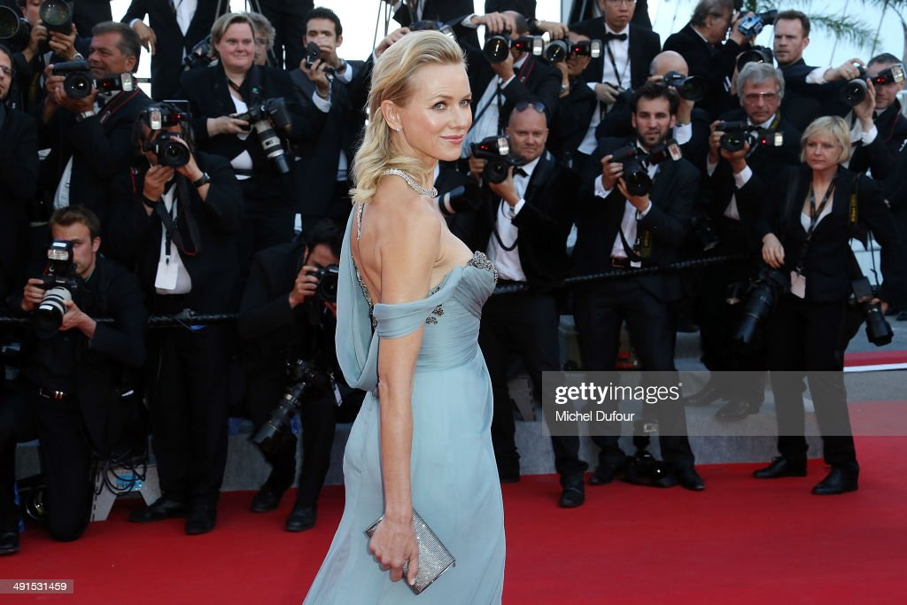 Naomi Watts attends the Premiere of 'How To Train Your Dragon 2' at the 67th Annual Cannes Film Festival on May 16, 2014 in Cannes, France.