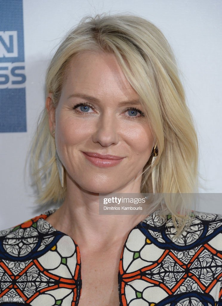 Naomi Watts attends the screening of 'Sunlight Jr.' during the 2013 Tribeca Film Festival at BMCC Tribeca PAC on April 20, 2013 in New York City.