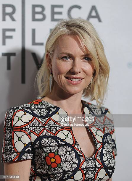 """Naomi Watts attends the screening of """"Sunlight Jr."""" during the 2013 Tribeca Film Festival at BMCC Tribeca PAC on April 20, 2013 in New York City."""