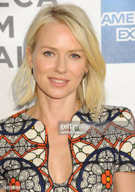 Naomi Watts attends the screening of Sunlight Jr during the 2013 Tribeca Film Festival at BMCC Tribeca PAC on April 20 2013 in New York City