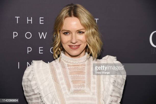 Naomi Watts attends the The Hollywood Reporter's 9th Annual Most Powerful People In Media at The Pool on April 11 2019 in New York City