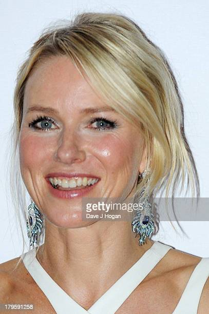 Naomi Watts attends the world premiere of 'Diana' at The Odeon Leicester Square on September 5 2013 in London England