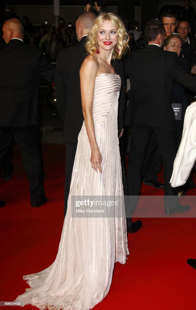 Naomi Watts attends the 'You Will Meet A Tall Dark Stranger' Premiere held at the Palais des Festivals during the 63rd Annual International Cannes Film Festival on May 15, 2010 in Cannes, France.
