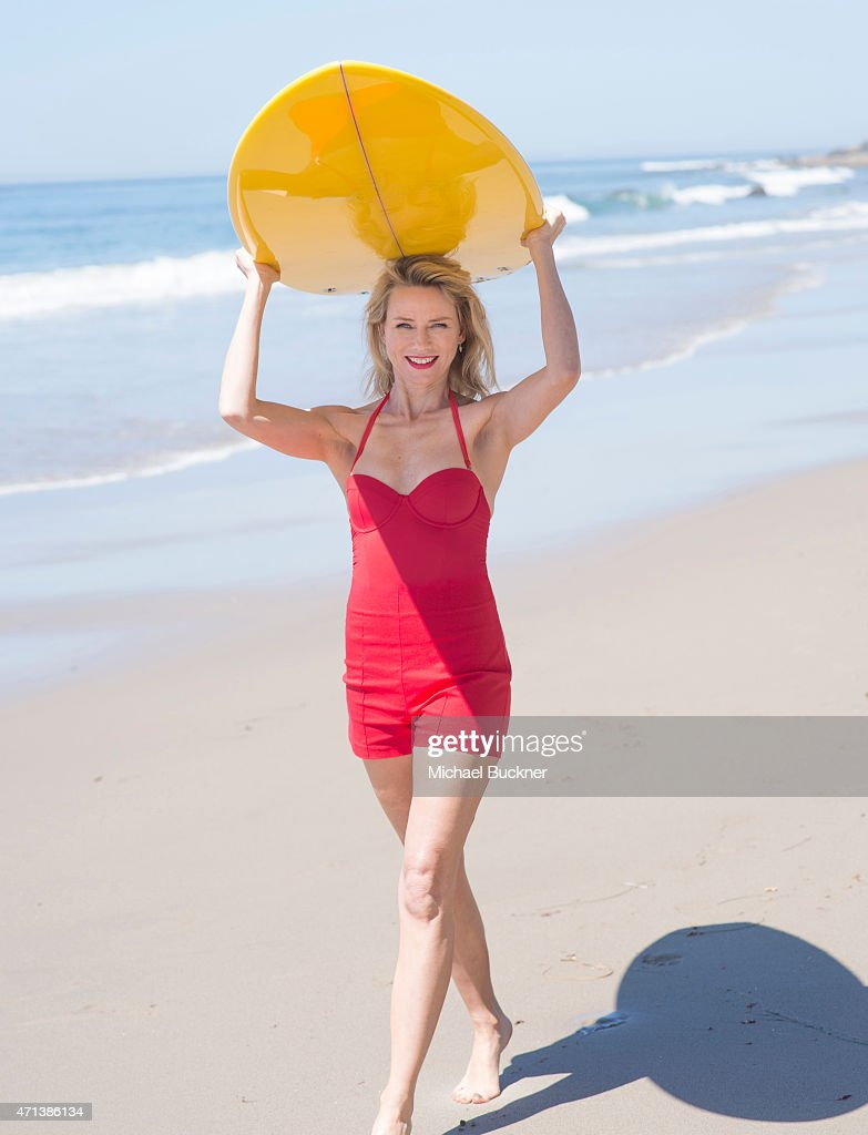Naomi Watts Stars In Vintage Shoot To Mark 80 Years Of British Airways Flights To Australia