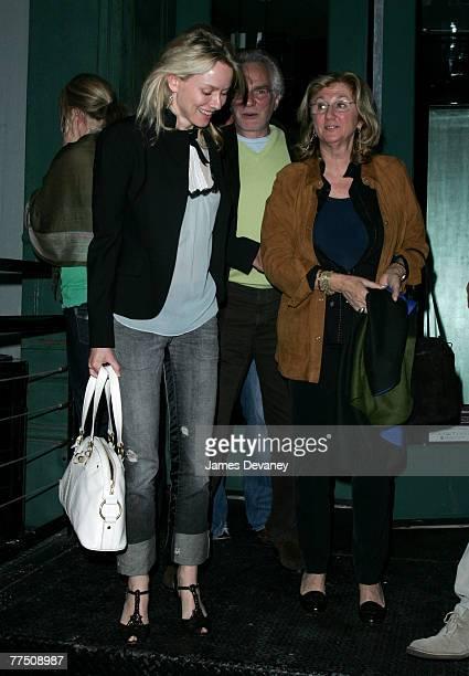 Naomi Watts, David Yurman and Sybil Yurman
