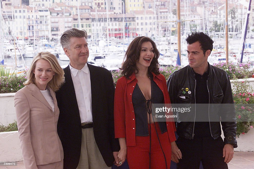 54th Cannes Film Festival Day 8 - 'Mulholland Drive' photo call : ニュース写真