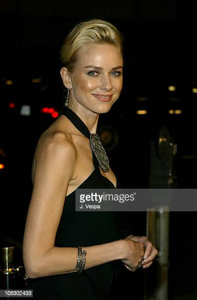 Naomi Watts during 21 Grams Premiere Red Carpet at Academy of Motion Pictures Arts and Sciences in Beverly Hills California United States