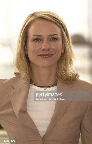 Naomi Watts during Cannes 2001 Mulholland Drive Photo Call at Palais des Festivals in Cannes France