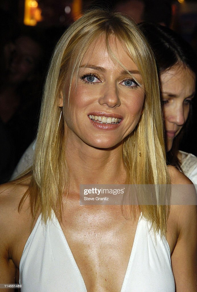 Naomi Watts during 'I Heart Huckabees' Los Angeles Premiere - Arrivals at The Grove in Hollywood, California, United States.
