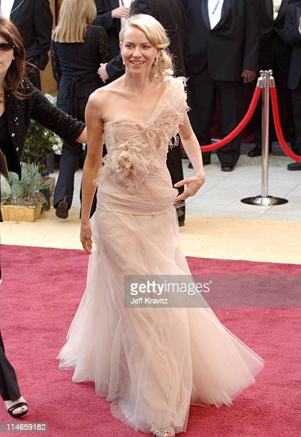 Naomi Watts during The 78th Annual Academy Awards - Red Carpet at Kodak Theatre in Hollywood, California, United States.