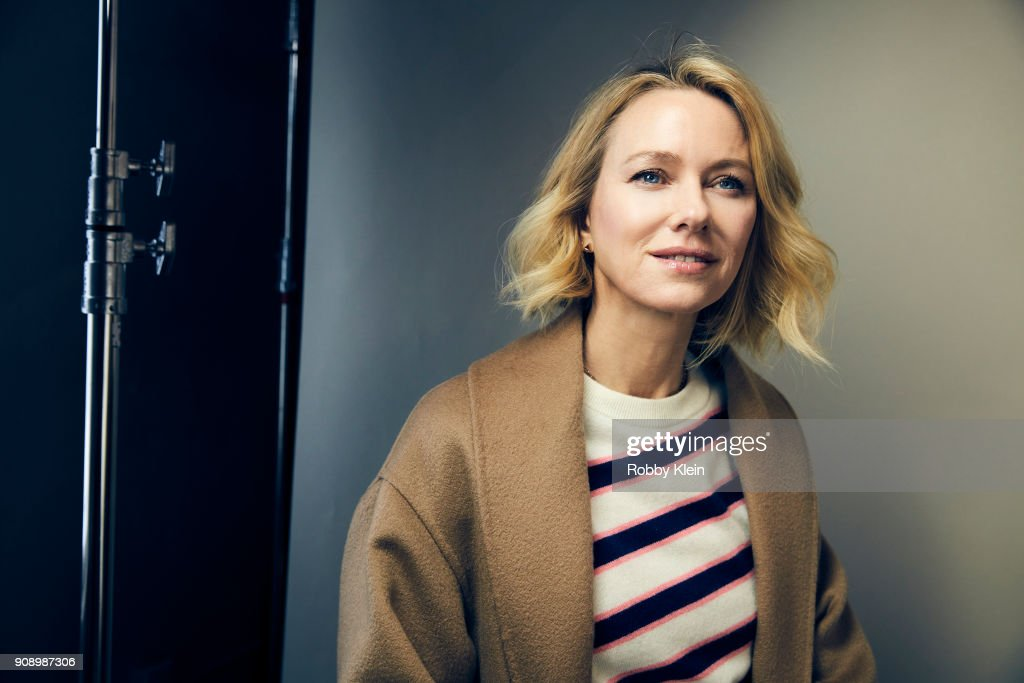 Naomi Watts from the film 'Ophelia' poses for a portrait at the YouTube x Getty Images Portrait Studio at 2018 Sundance Film Festival on January 22, 2018 in Park City, Utah.