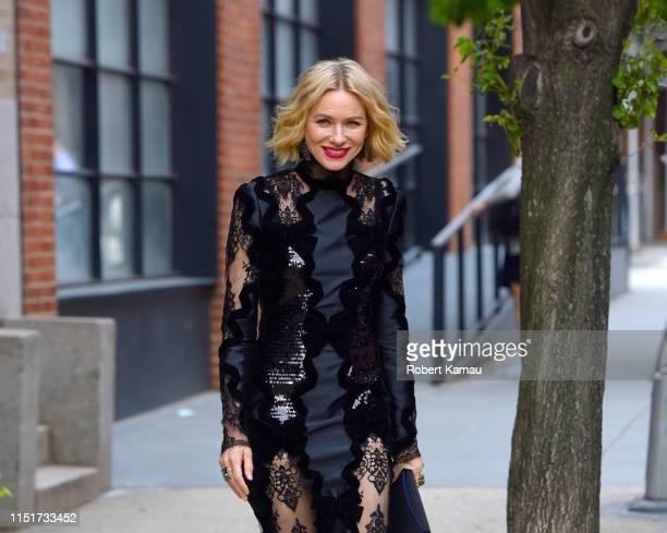 Naomi Watts is seen in Manhattan on June 24, 2019 in New York City.